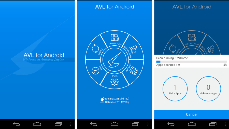 best antivirus software for android 2017
