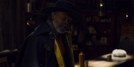 The Sweet Way Samuel L. Jackson And The Cast Of The Hateful Eight Keep In Touch