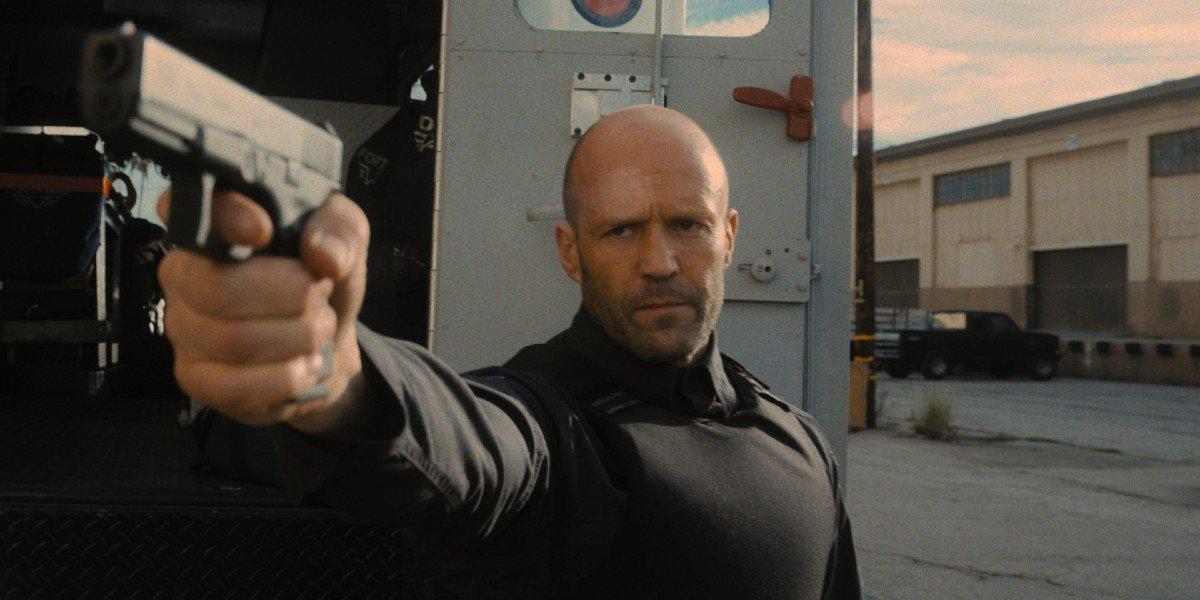 Jason Statham - Wrath of Man