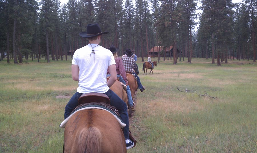 Horses, Shotguns And Scotch: My Time In Montana With Cowboys & Aliens #4952