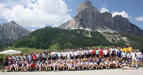Team CW, Maratona dles Dolomites 2010