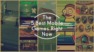 the 5 best mobile games right now