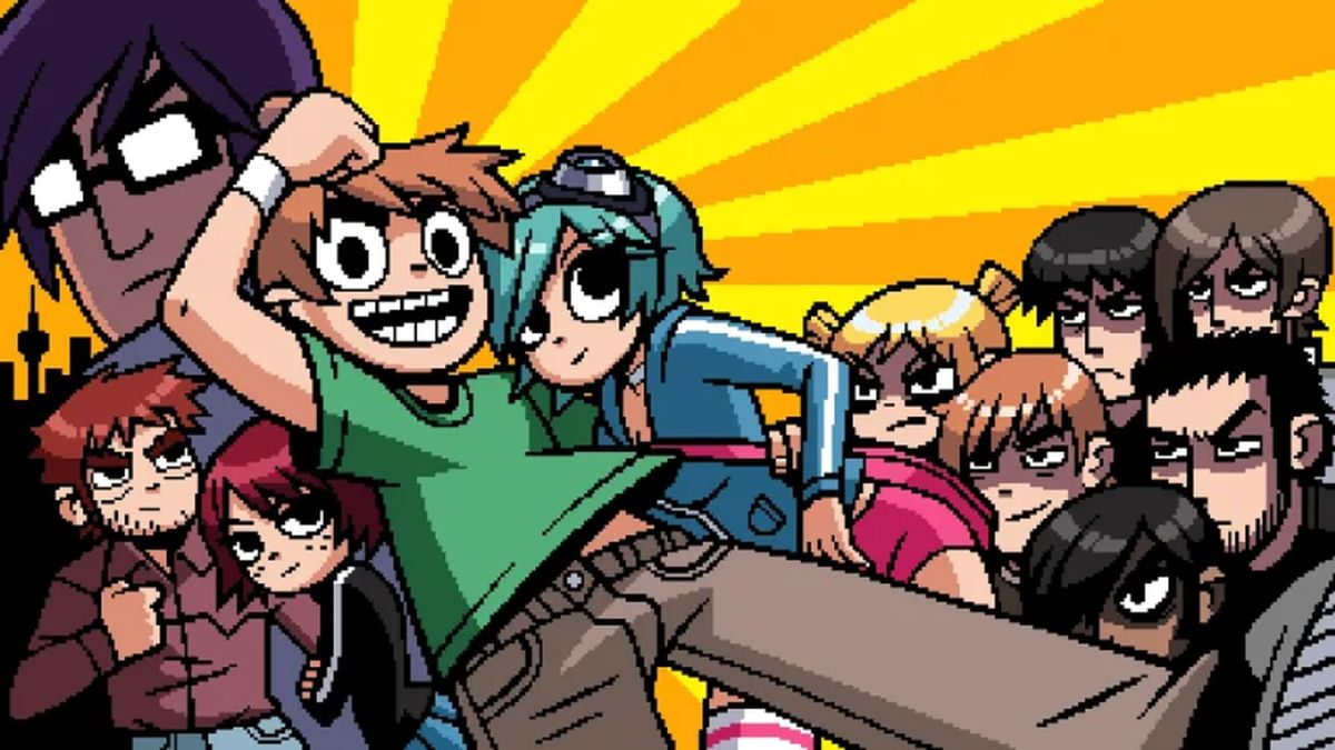 We bought 25,000 Switch copies of Scott Pilgrim Vs. The World: The Game in less than three hours - Gamesradar