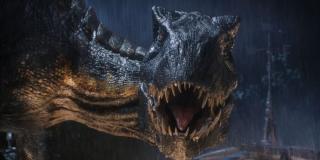 The Indoraptor in Fallen Kingdom