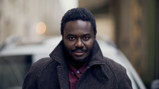 Babou Ceesay as Wolfe.