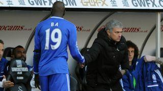 Demba Ba Jose Mourinho Chelsea