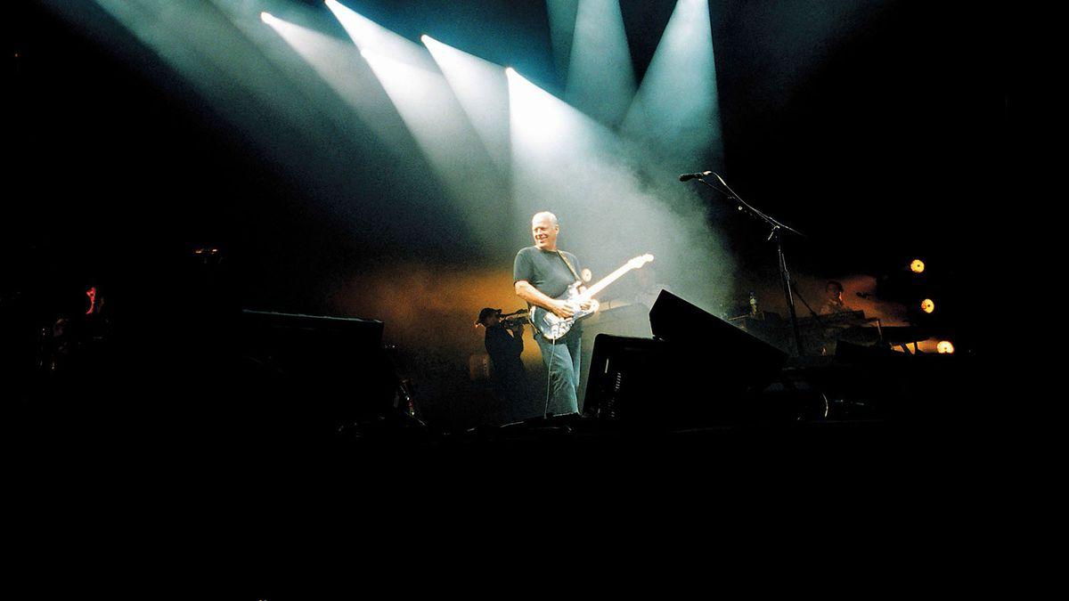 Pink Floyd Legend David Gilmour Takes Us Inside the Guitar Sale of