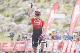 Challenge Mallorca 2021 - Trofeo Port d´Andratx - Mirador des Colomer - Andratx - Colomer 160 km - 15-05-2021 - Winner Anacona (COL - Team Arkea - Samsic) - photo Luis Angel Gomez/BettiniPhoto©2021