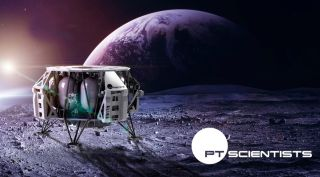 PTScientists said it will continue to work on its lunar lander after filing for preliminary insolvency with a German court because of a funding shortfall.