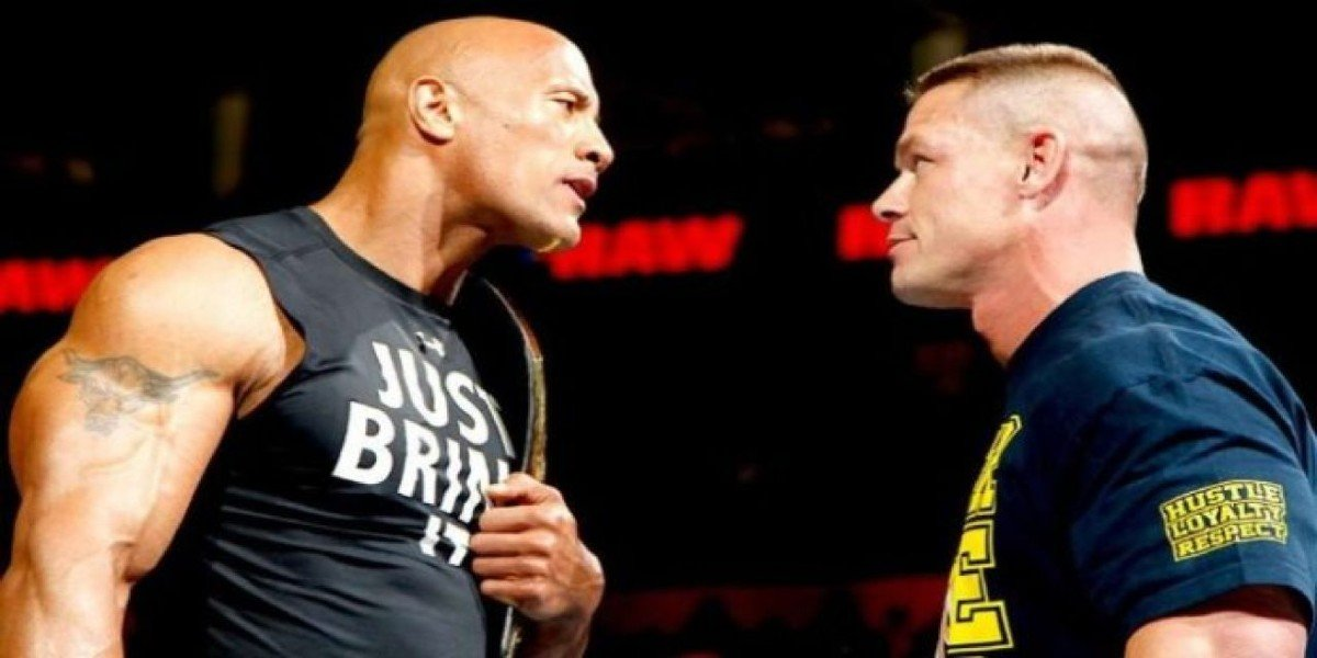 5 WWE Wrestlers Who Should Follow In Dwayne Johnson And John Cena's Shoes