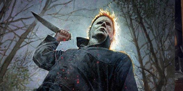 Halloween San Diego Comic-Con 2017 Michael Myers poster