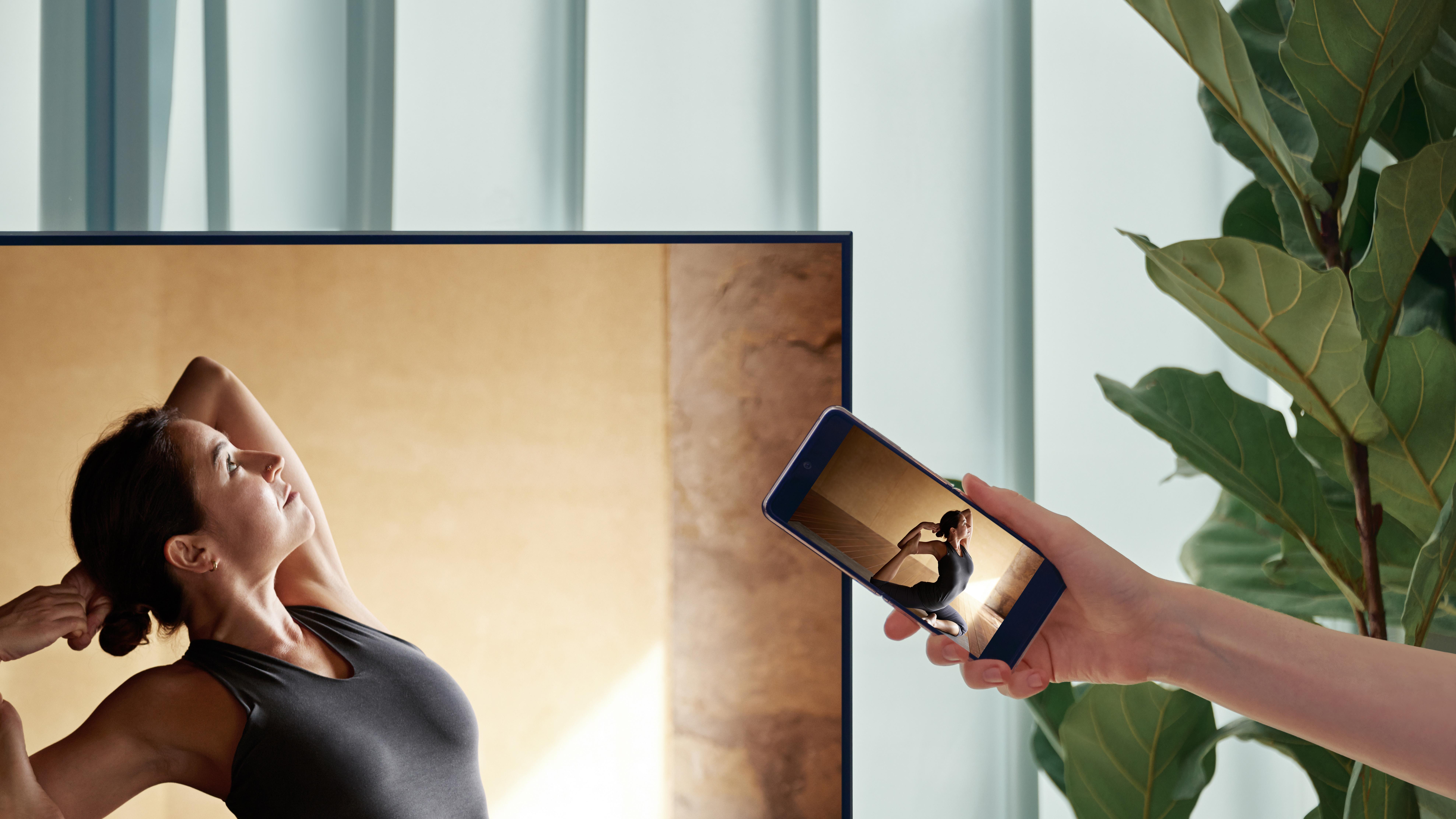 Samsung AU9000 TV review