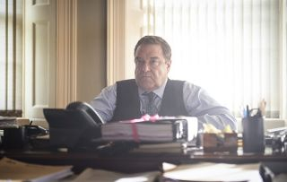 Black Earth Rising star John Goodman: 'I don't think of myself as funny, but I guess some people do'