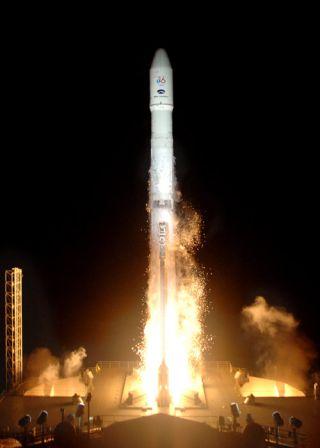 New HDTV Satellite Reaches Orbit | Space