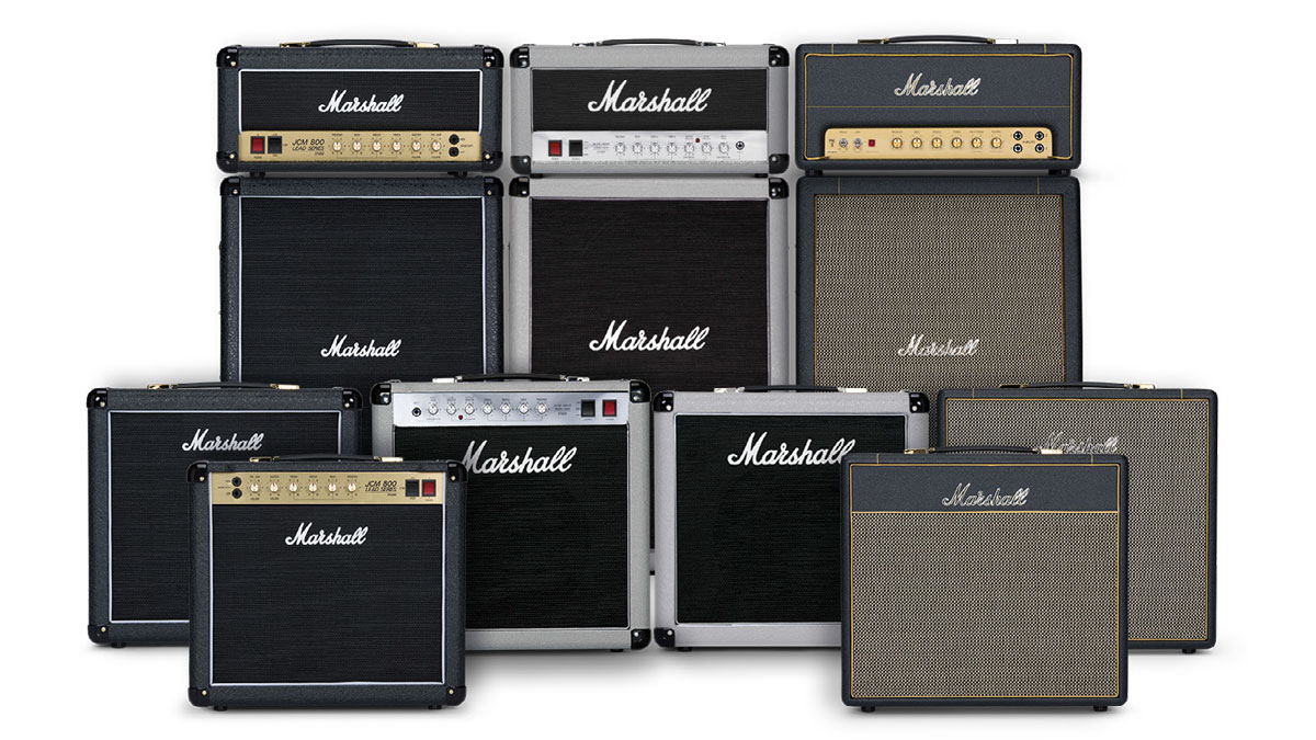 NAMM 2019: Marshall's Studio series features a downsized Plexi, JCM800 and Silver Jubilee | MusicRadar
