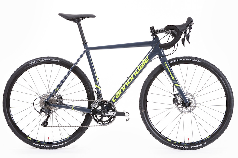 6c596c0ceb2 Cannondale CAADX Ultegra. Cannondale's alloy cyclocross bike range shares  its geometry with the carbon SuperX ...