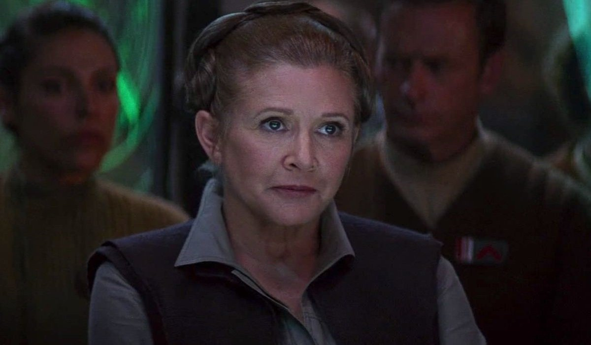 Leia Organa Star Wars The Force Awakens