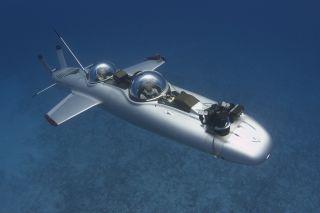 DeepFlight Super Falcon Off Tonga