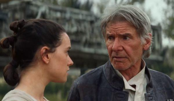 rey talks to han solo the force awakens