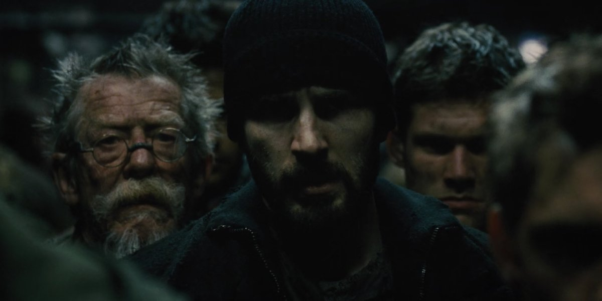 Chris Evans leads a mobile revolt against the rich in Snowpiercer