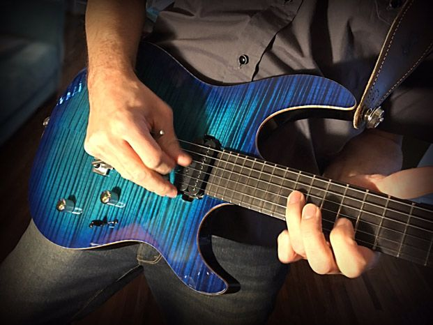 Learn All Seven Major Modes the Easy Way