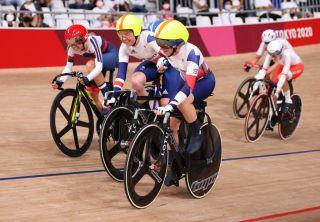 Women's Olympic Madison