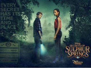Disney Channel's 'Secrets of Sulphur Springs' premieres on Jan. 15