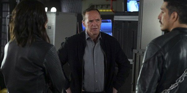 Phil Coulson Clark Gregg Agents Of S.H.I.E.L.D. ABC