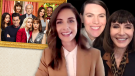 'Happiest Season' Interviews: Alison Brie, Clea DuVall & More Discuss Their New Hulu Holiday Movie