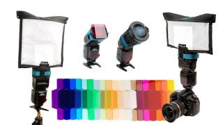 Best flash diffusers, softboxes and modifiers