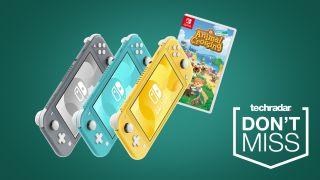 Nintendo Switch Lite bundles deals sales price Animal Crossing