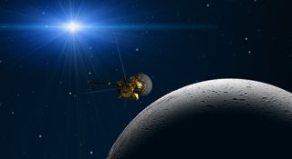 NASA Resurrects Cassini Spacecraft In Time for Saturn Moon Flyby