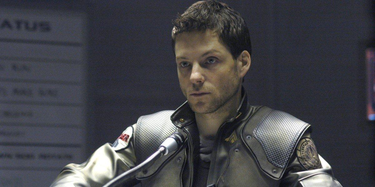 Jamie Bamber - Battlestar Galectica