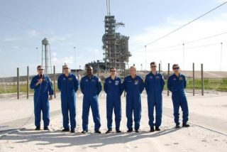 Astronauts Ready to Tackle Space Station Construction