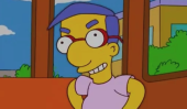 Oh Look, Milhouse From The Simpsons Showed Up At The Milwaukee Bucks Game