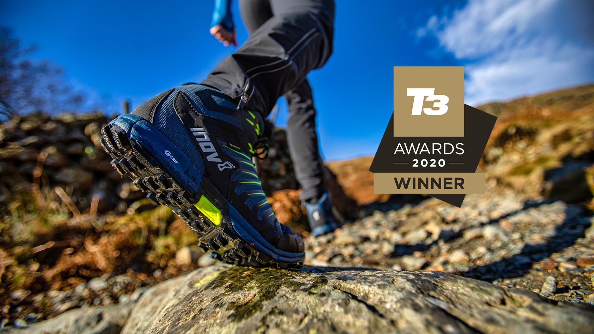 T3 Awards 2020: Inov-8's Roclite G 345