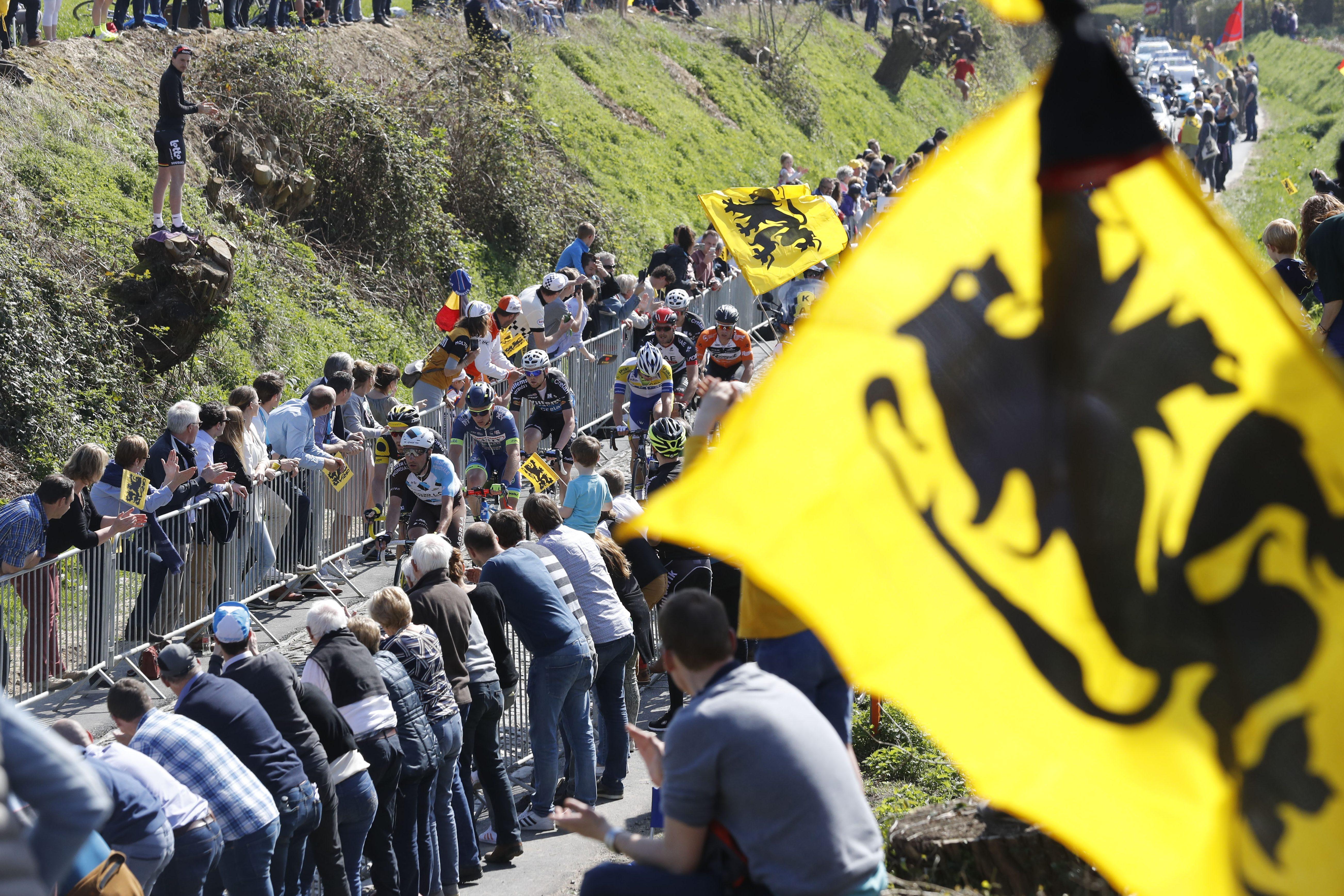 Tour of Flanders 2019 start list