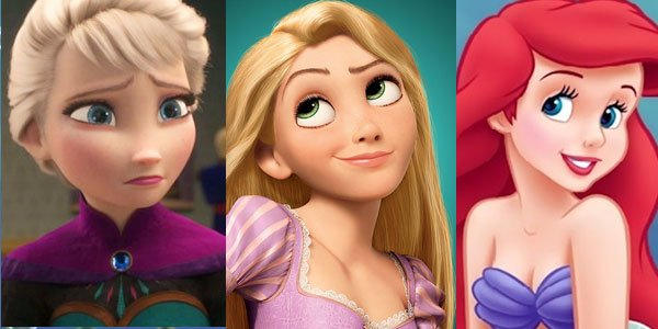 Are Frozen, Tangled And The Little Mermaid Actually Linked?