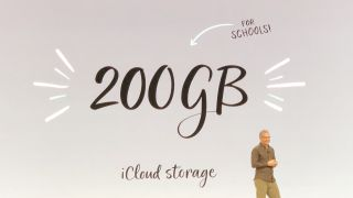 Apple Just Massively Upgraded Free ICloud Storage From 5GB To 200GB For Schools