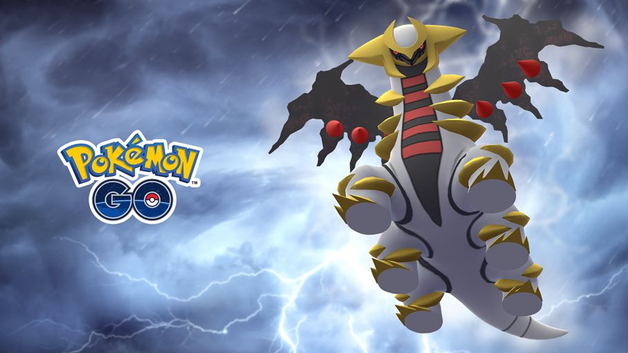 Giratina returns to Pokemon Go for a limited time – with a brand new form