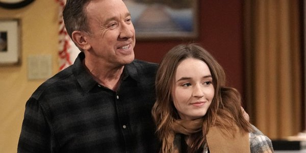 Last Man Standing Tim Allen and Katilyn Dever Mike and Eve Baxter Fox