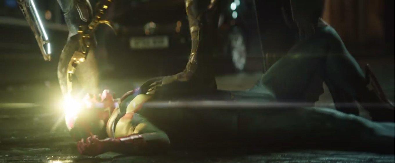 Corvus Glaive Avengers: Infinity War Black Order