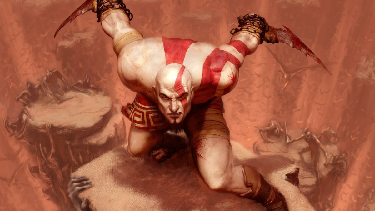 God of War director Cory Barlog still ranks the original game over his most recent work