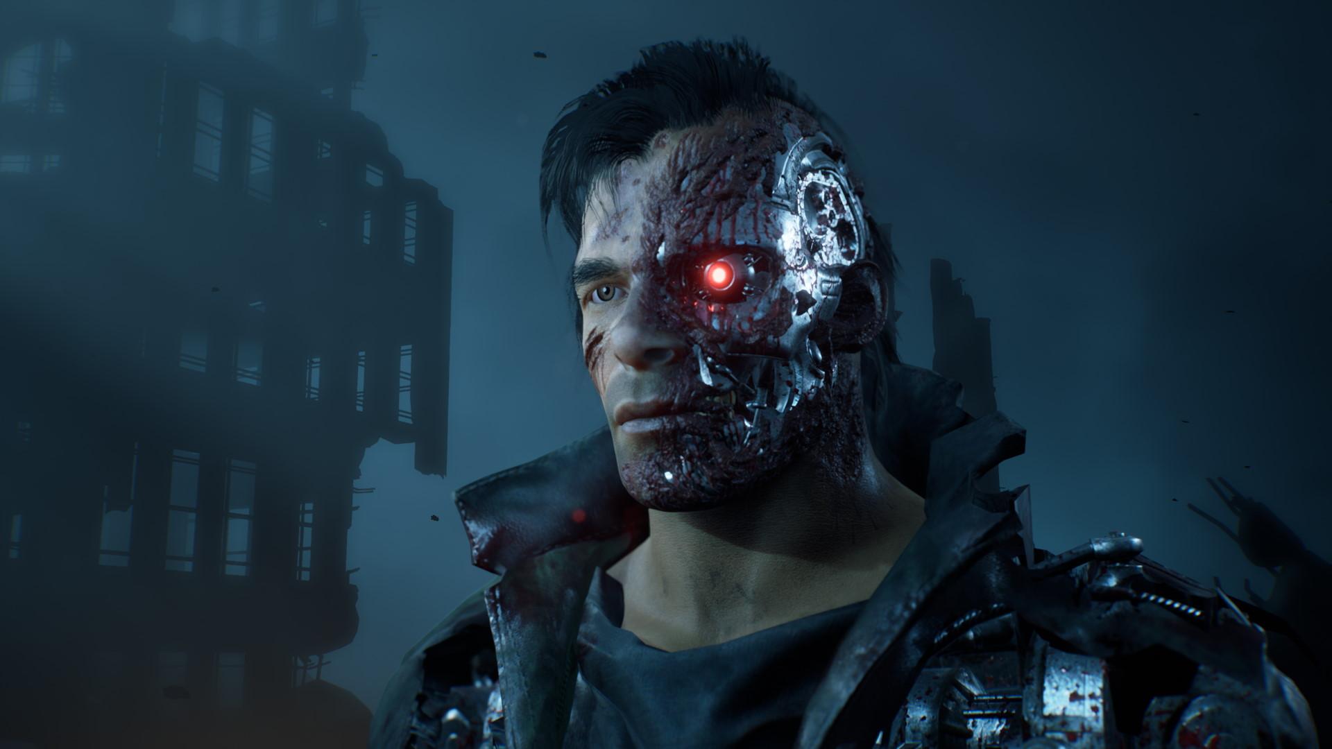 Terminator: Resistance - Enhanced brings better visuals and balance updates  to PS5   GamesRadar+