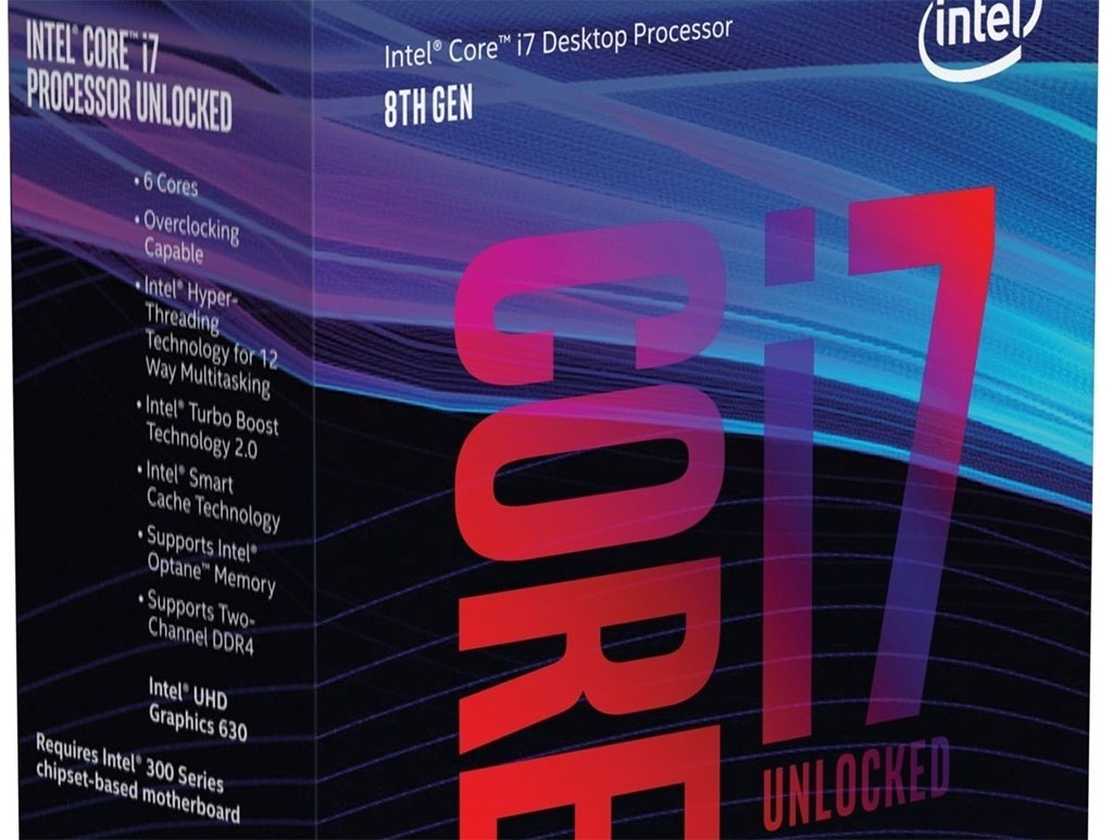 Intel's Core i7-8700K Coffee Lake processor is on sale for