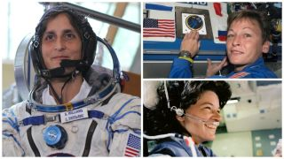Female Astronaut Record-Setters