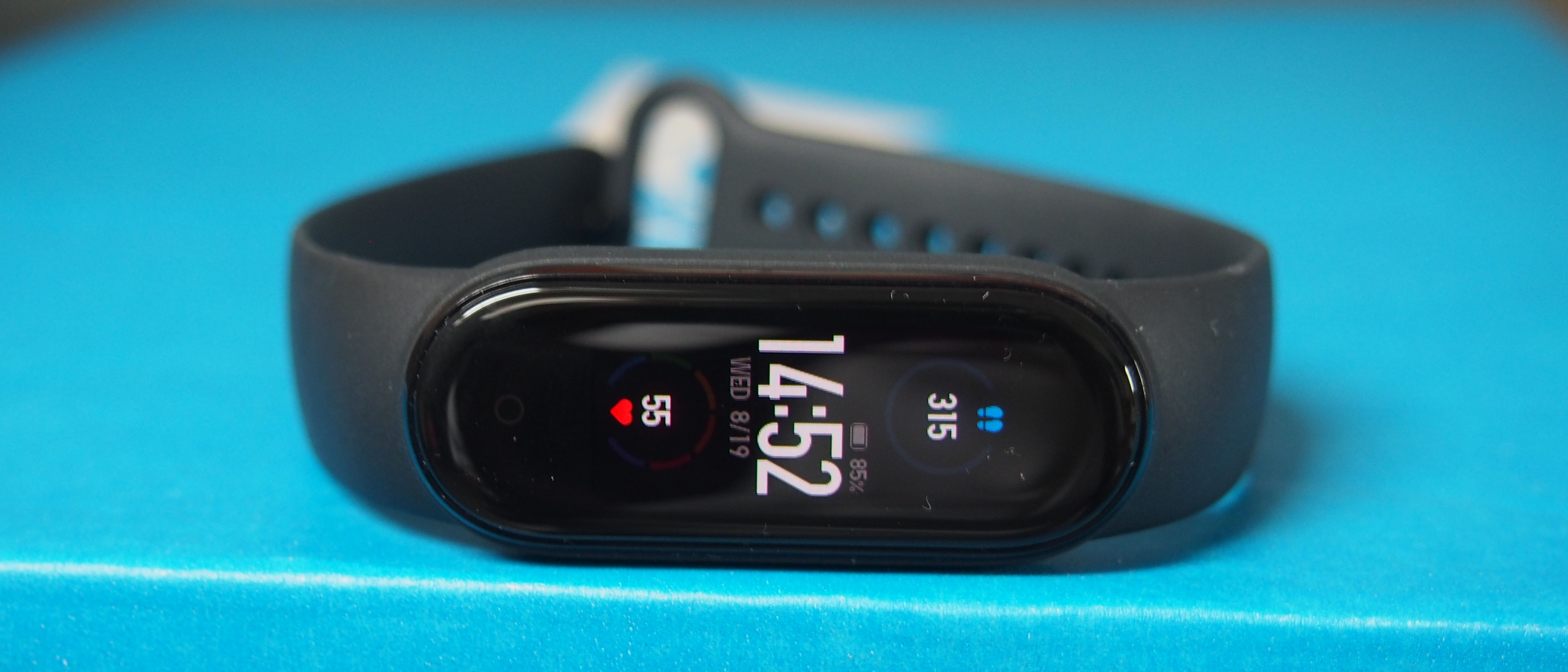 Xiaomi Mi Smart Band 5 Review Techradar