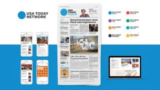 USA Today Network type examples