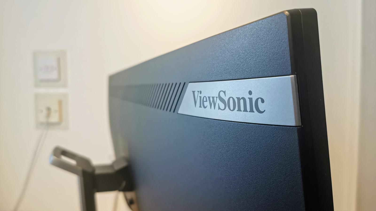 ViewSonic VG3456 Docking Monitor