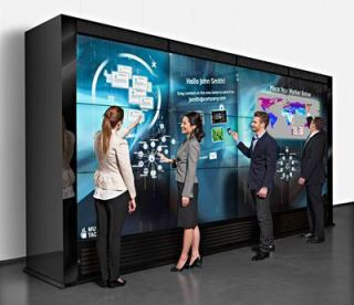 MultiTaction and Bluescape Partner for Interactive Display Solutions